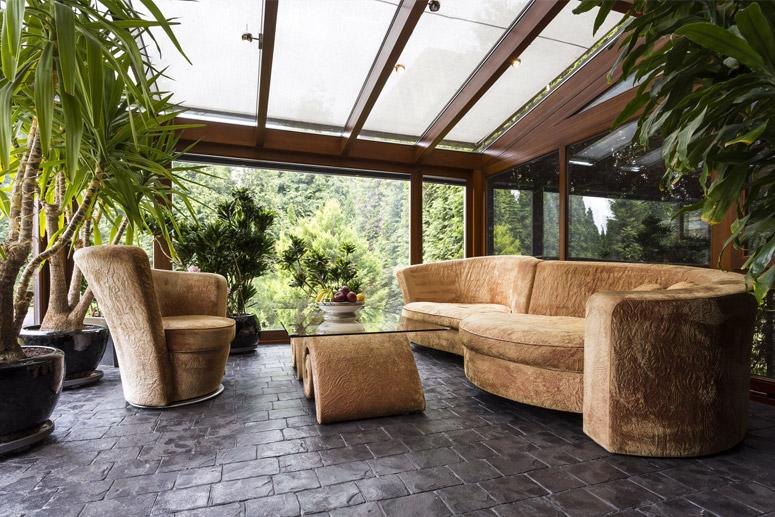 Extension de maison véranda