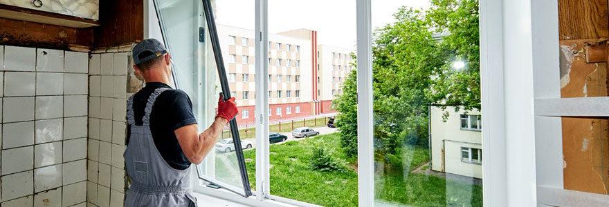 Avantages des fenêtres en aluminium