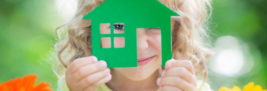 Construire une maison écoénergétique