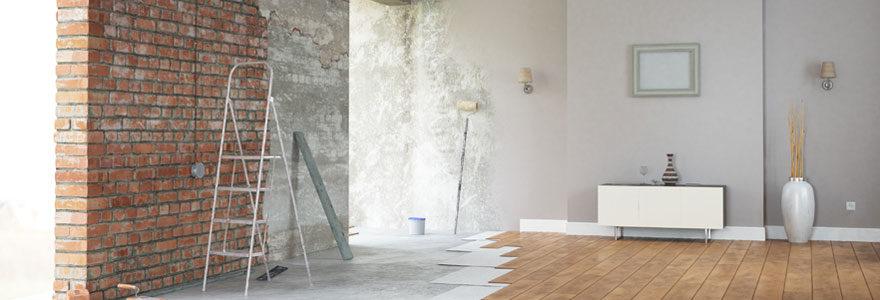 Rénovation d'appartement et de maison à Paris