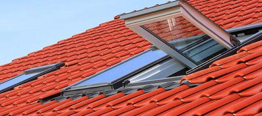 Travaux de couverture de toiture à Annecy