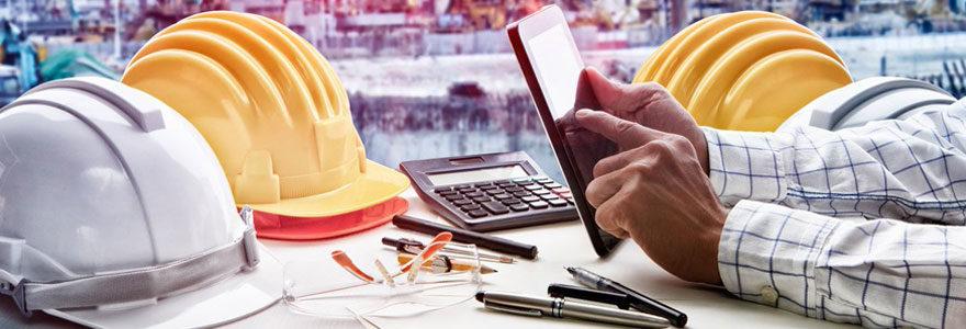 Services d'un expert en bâtiment
