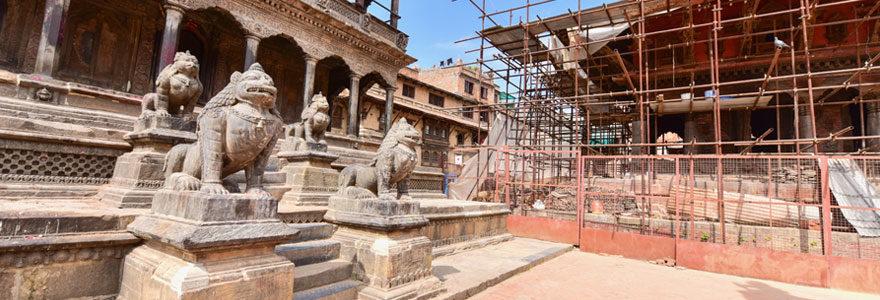Travaux de maçonnerie et de rénovation de patrimoine