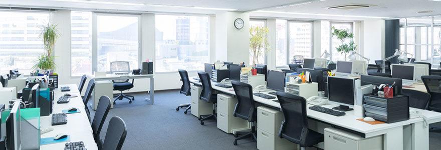 Aménager un bureau professionnel à Paris