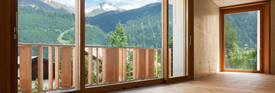 Fenêtres en bois sur mesure