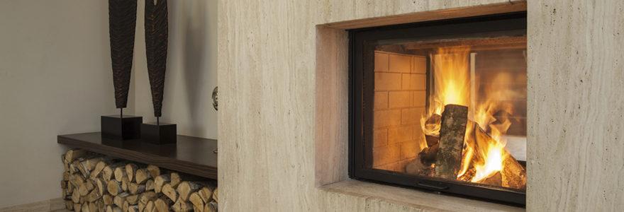 Modèle de cheminée en ligne